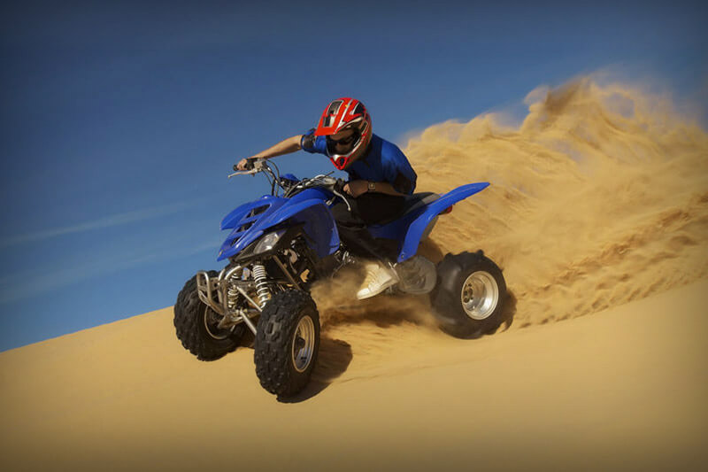 Desert Quad Bike Tour